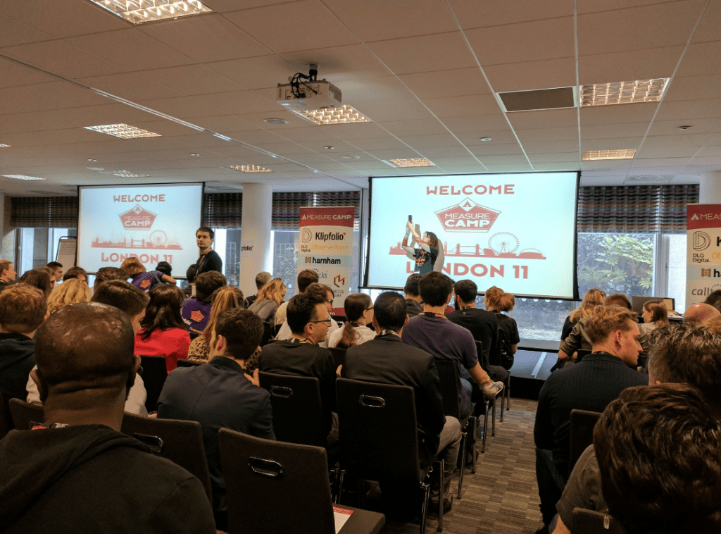 MeasureCamp Conf Closing