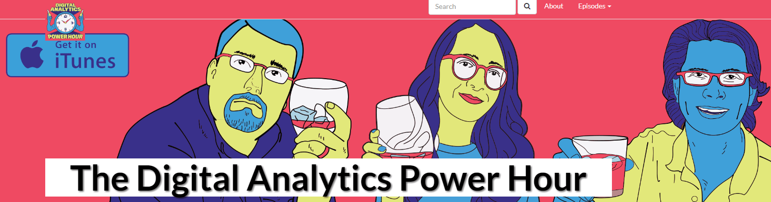 the digital analytics power hour